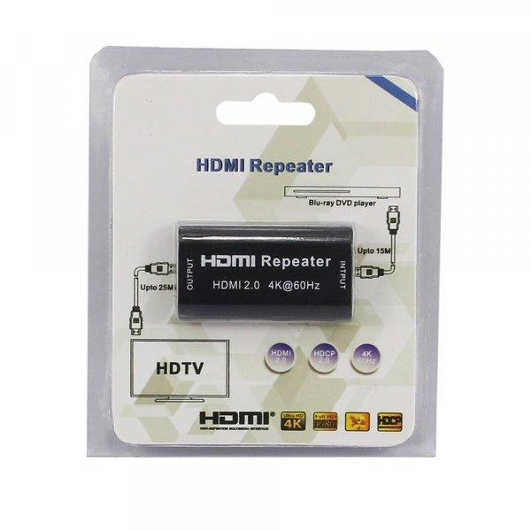 Repetidor/Extensor/Ecualizador HDMI 2.0/4K