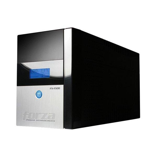Ups Forza FX-1500LCD-C 840W 4 salidas 1500VA 840W Indicador LCD