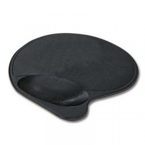 Mouse Pad Kensington Wrist Pillow Negro con Apoya Muñeca