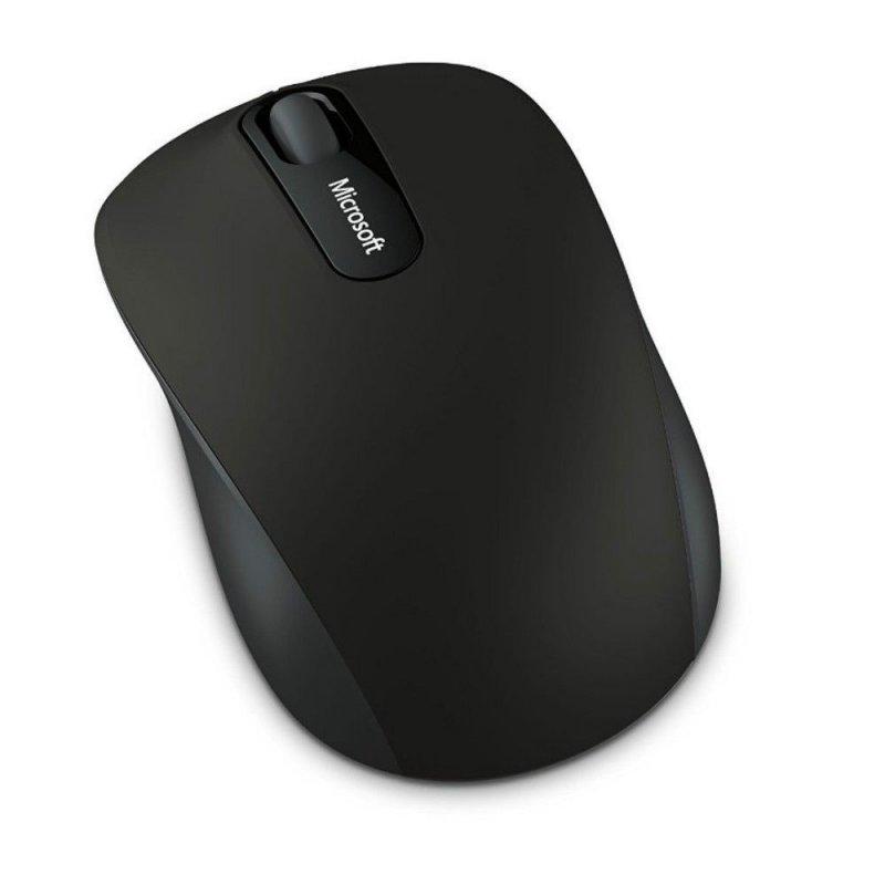 Mouse Microsoft Mobile 3600 Inalambrico Bluetooth Negro