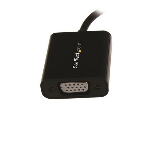 Adaptador Startech de Vídeo Mini DisplayPort a VGA 1920x1200