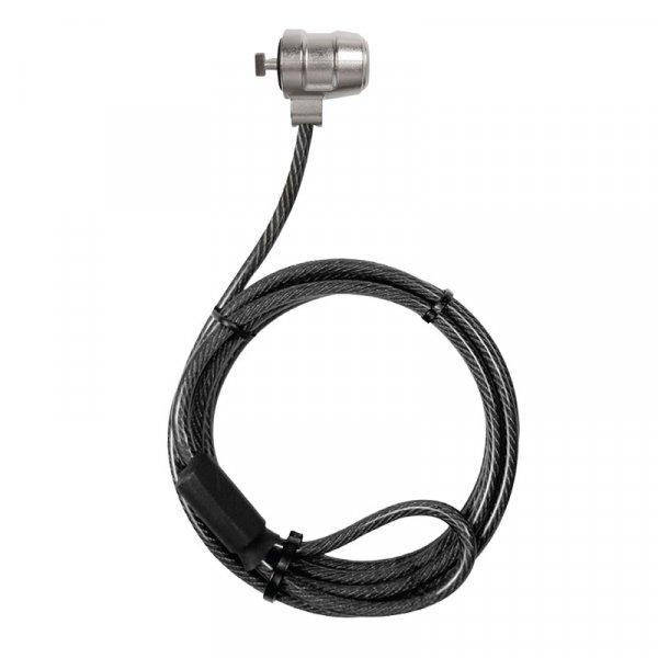 Candado de Seguridad KlipX con llave Largo 150 cm