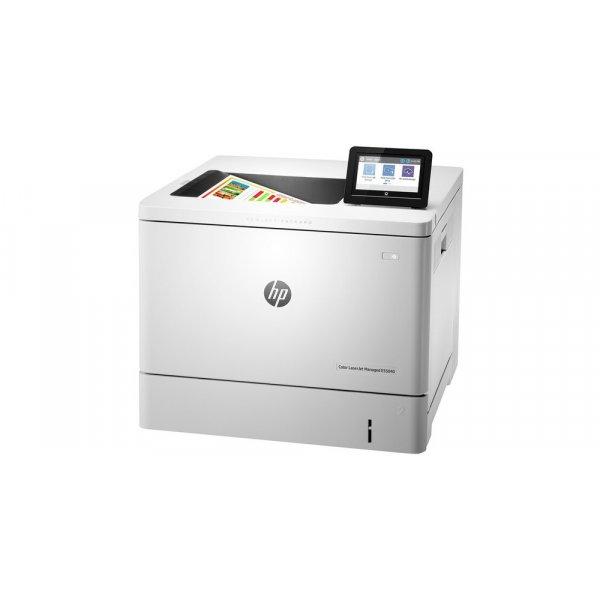 Impresora HP Color LaserJet Managed E55040dn 40ppm