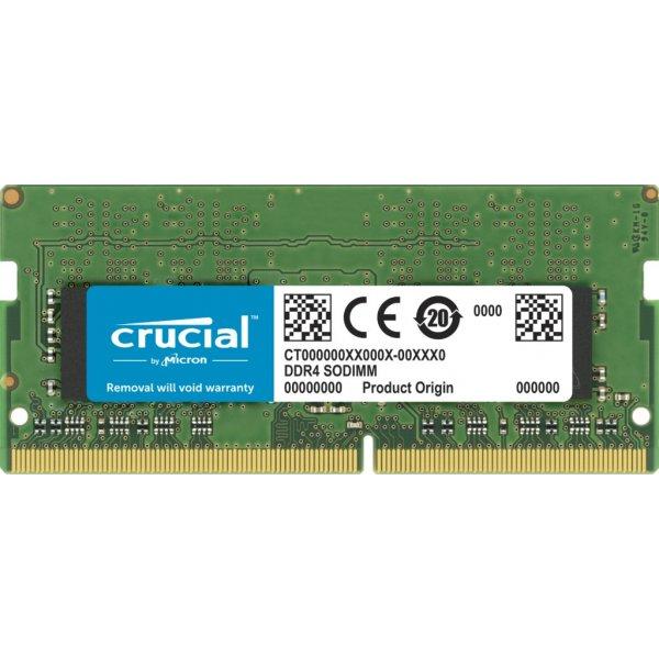 Memoria Ram Crucial 32GB DDR4-3200 SODIMM