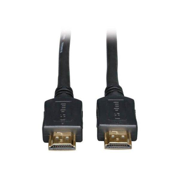 Cable Tripp Lite HDMI de velocidad estándar Video Digital con Audio (M/M) Negro 15 mts