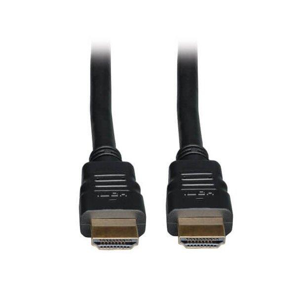 Cable HDMI Tripp Lite de Alta Velocidad con Ethernet UHD 4K Video Digital con Audio (M/M) 1.83 mts