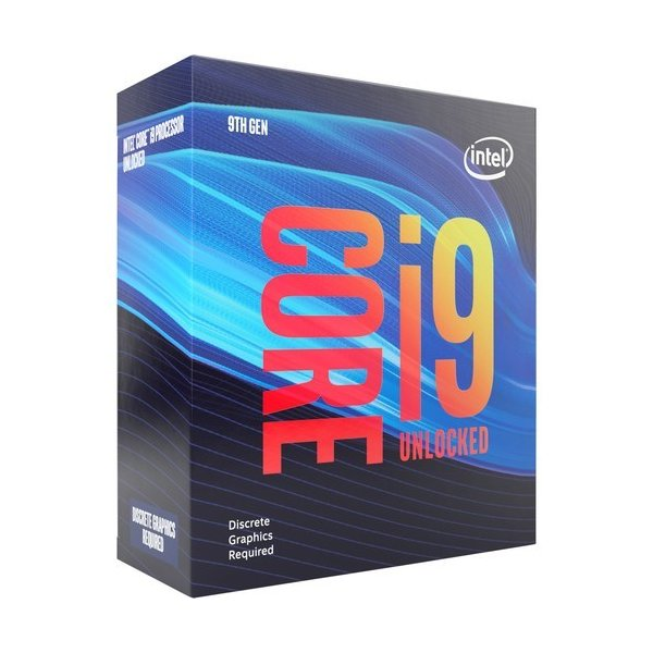 Procesador Intel Core i9-9900K