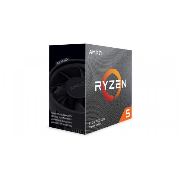Procesador AMD Ryzen 5 3600XT 3.8Ghz AMD Matisse (Zen 2)