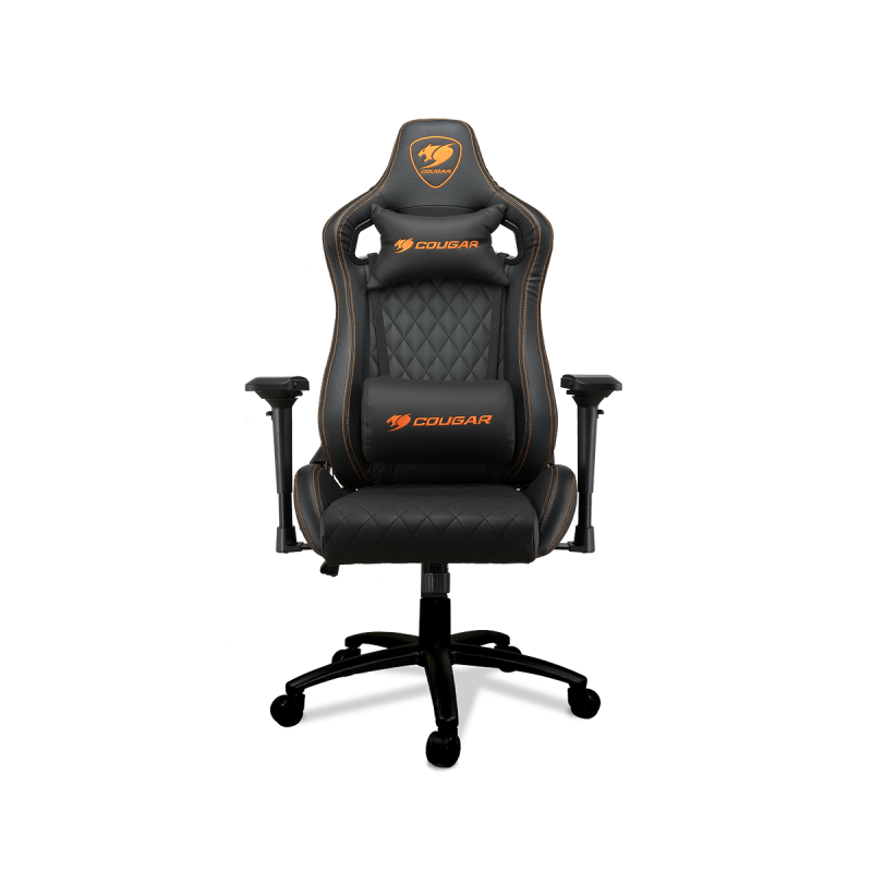 Silla Gamer Cougar Armor S Black Reclinable 180º