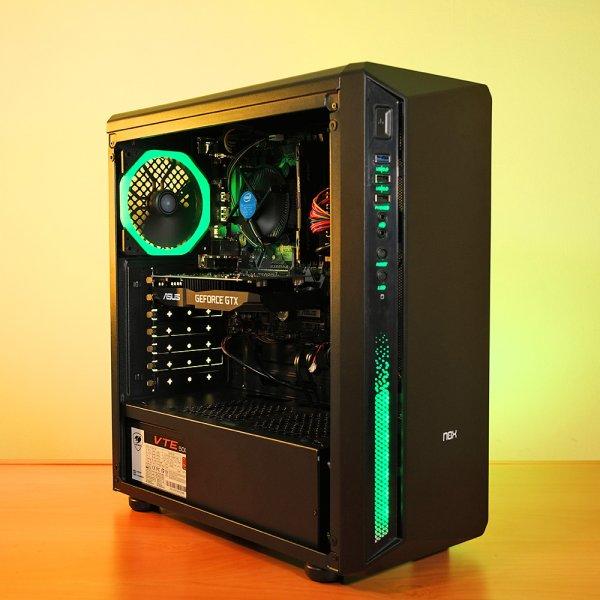 Spider Build Plus Intel i5 9400f | GTX 1660 Super | 16 GB...