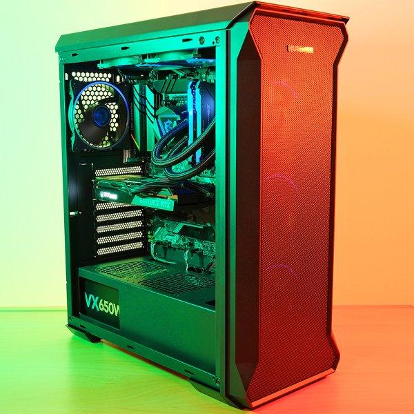 Spider Build Excelsior Intel i7 10700K | RTX 3060ti OC |...