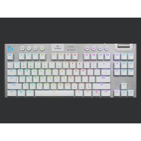 Teclado Gamer Logitech G915 TKL RGB Teclado Mecánico...