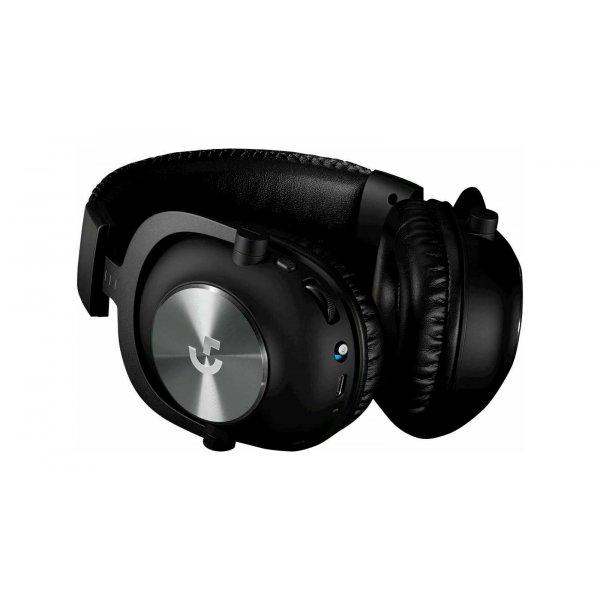 Audífonos Logitech G Pro X Wireless LIGHTSPEED 7.1
