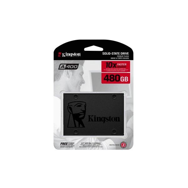 Disco SSD Kingston A400 480GB