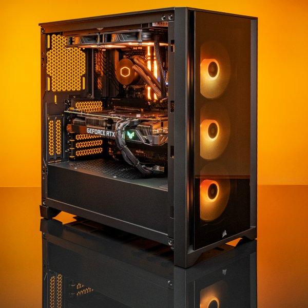 Spider Build Excelsior Intel i7 11700K | Asus TUF RTX...
