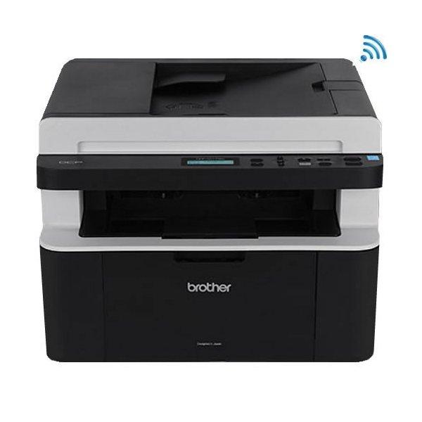 Impresora Multifuncional Laser Brother DCP-1617NW