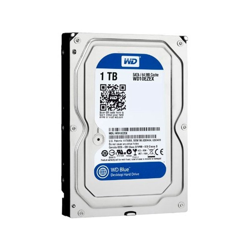 Disco Duro Western Digital 1TB Blue