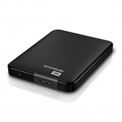 """Disco Duro Externo Western Digital Elements 2.5"""" 1000gb USB 3.0"""