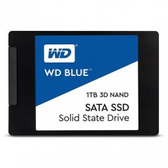 Disco SSD Western Digital Blue 1TB 2.5IN 7mm 3D NAND SATA