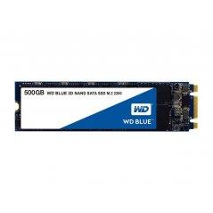 Disco SSD Western Digital Blue 500GB M.2 3D NAND SATA