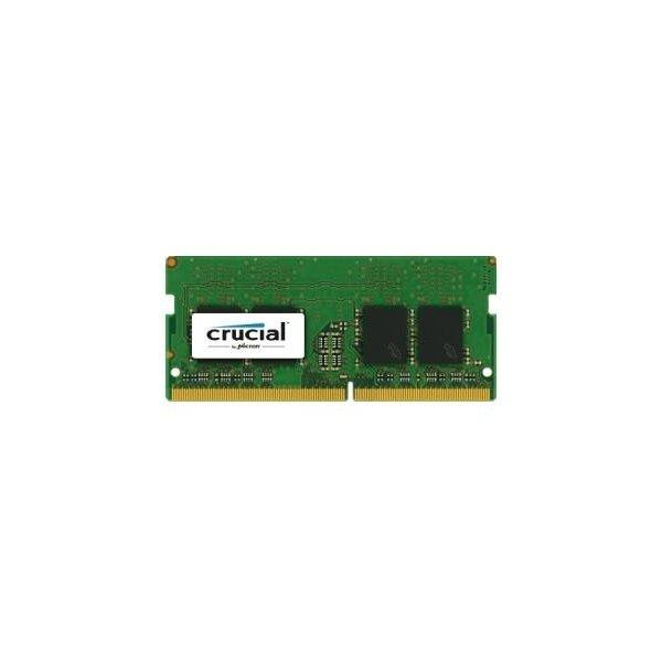 Memoria RAM Crucial 4GB DDR4 2400mhz SODIMM