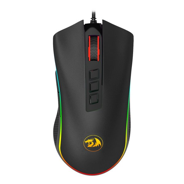 Mouse Red Dragon Cobra
