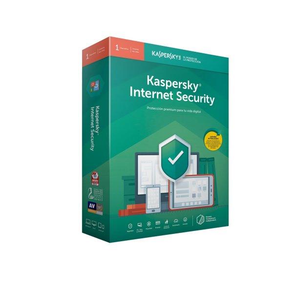 Kaspersky Internet Security Latam 3 Disp. - ESD