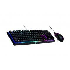 Kit Gamer Teclado Cooler Master+ Mouse MS111