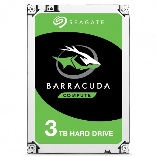 Disco Duro Seagate Barracuda 3TB