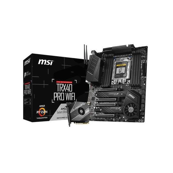 Placa Madre MSI TRX40 Pro WiFi Socket sTRX4