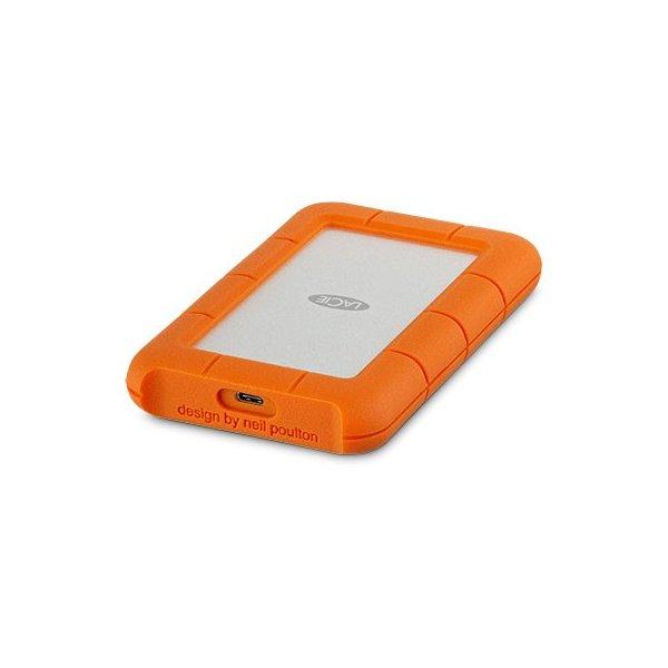 Disco Duro Externo LaCie Rugged 1 TB USB 3.0 Type-C