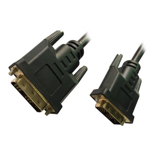 Cable DVI-D 3mts M/M Single Link
